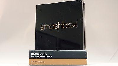 SMASHBOX BRONZE LIGHTS - BRONZER-  WARM MATTE - NEW - BOXED