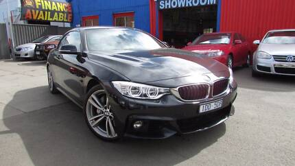 2015 BMW M4 435I F33 COUP AUTO 7SP D/AWAY NO MORE TO PAY