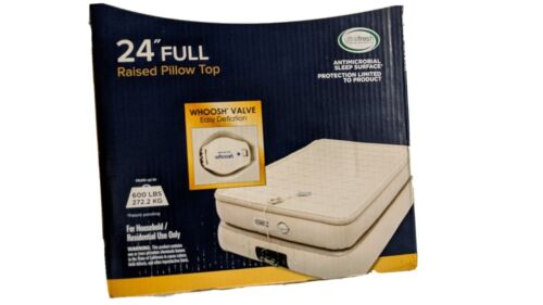 Aerobed® Luxury Collection Full 24-inch Raised Mattress-sty