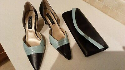 Jacques Vert shoes size 7 and bag