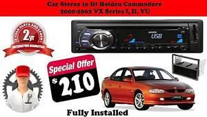 Holden Commodore VX Series I, II, VU Single Din AX1501 Stereo Dandenong North Greater Dandenong Preview