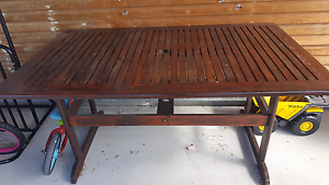 Outdoor table Aspley Brisbane North East Preview