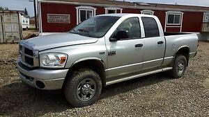 2007 Dodge Ram 2500 Laramie Quad Cab LWB 4WD