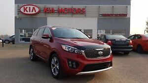 2016 Kia Sorento 3.3L SX+ No PST - AWD - 360 Camera View