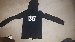 Black DC hoodie youth xs Cambridge Kitchener Area image 1