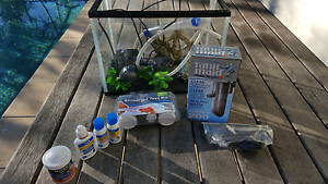 16L Fish Tank with accessories Salisbury Brisbane South West Preview