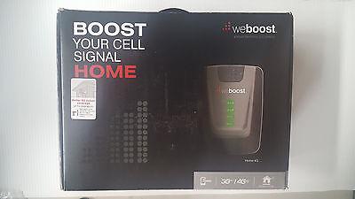 WeBoost Home 4G LTE Desktop Cell Phone Signal Booster Kit #470101   Open Box