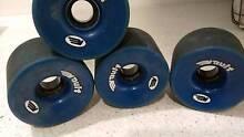 Vault longboard wheels skateboard near new condition Upwey Yarra Ranges Preview