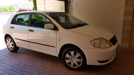 Wanted: 2003 Toyota Corolla Ascent