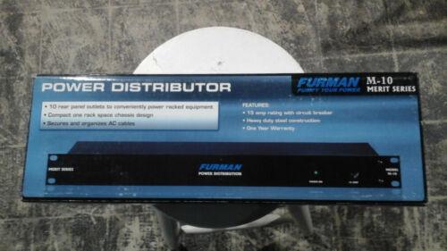 Furman Power Conditioner M-10