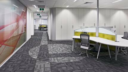 BRISBANE CARPET TILES SQUARE with fire certificate, 1ST quality Brisbane City Brisbane North West Preview