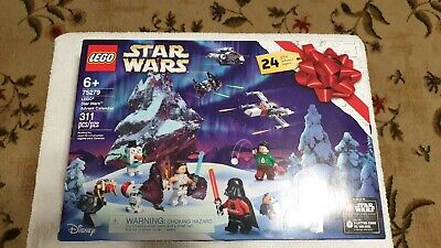 Lego Starwars Advent Calendar 311 Pieces Puzzle 75279