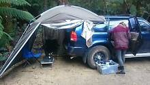 2000 Mitsubishi Campervan/4X4/4WD fully equipped/REGO/LOW LOW k! Sydney Region Preview