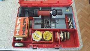 Hilti DX 100L  Ramset with Pins and Shot Salisbury Salisbury Area Preview