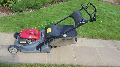 "Honda HRX476QXE - Self Propelled, Rear Roller, 48cm/19"" Cut - Lawn Mower"