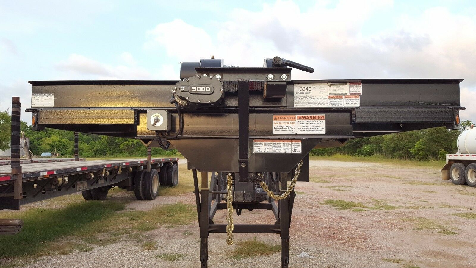 Used  Car Hauler Trailers For Sale In Texas
