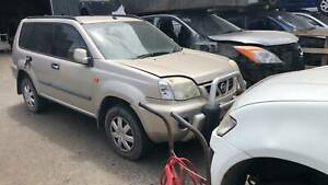 Wrecking Nissan Xtrail 2003 Auto ST Noble Park Greater Dandenong Preview