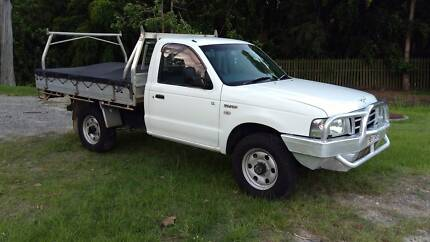 2005 4x4 FORD COURIER GL TURBO DIESEL
