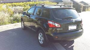 Nissan Dualis Roof Rack -  Prorack S--Wing extended Crossbar Banksia Grove Wanneroo Area Preview