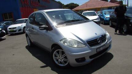 2005 Mercedes-Benz A170 Hatchback D/AWAY NO MORE TO PAY Sunshine Brimbank Area Preview
