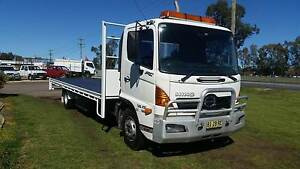 2005 Hino FC Ranger 4x2 Traytop/Tabletop Truck .Turbo diesel. Inverell Inverell Area Preview