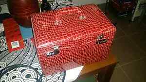 Jewellery box, large, lockable with jewellery inside. Waterloo Inner Sydney Preview