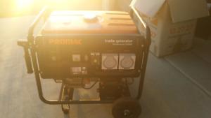 Promac GT081E tradie generator