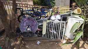 Free scrap metal Cranebrook Penrith Area Preview