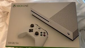 X Box One S (Brand New in Box, never Opened)