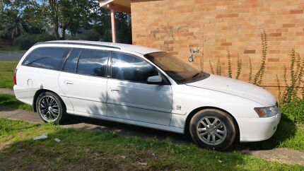 Vy 2004 wagon  no rego swap for boat Shalvey Blacktown Area Preview