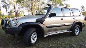 2003 Nissan Patrol Wagon Woodford Moreton Area Preview