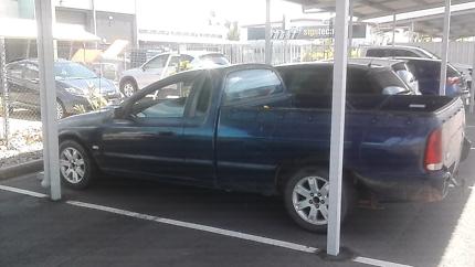 Ford au Ute. 2002.