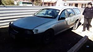Ba ford wagon regoed Port Pirie Port Pirie City Preview