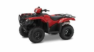 2019 Honda TRX500 Foreman  ES EPS New 2019's in stock!