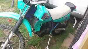 KLR 250 For sale  $1500 ONO Kitchener Cessnock Area Preview