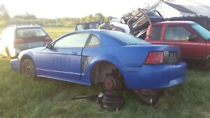 2004 ford mustang parts