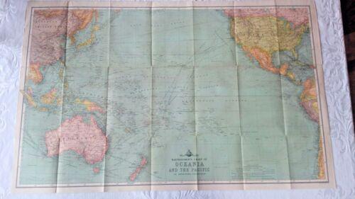 Antique Map Bartholumew