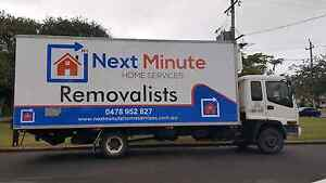 Next Minute Removalists Bundall Gold Coast City Preview