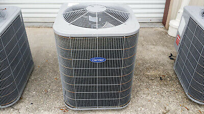 Carrier 2 Ton Heat Pump Outdoor Section Condenser Air Conditioner
