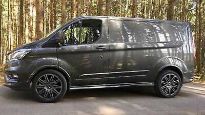 Impressive IC09 8x20 5x160 Felgen für Ford Transit Custom Neu