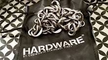Stainless Steel Chain Necklace - Unisex - As New. Wooroloo Mundaring Area Preview