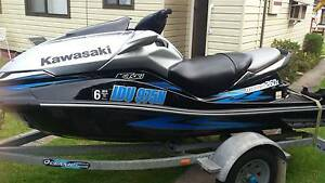 jet ski kawasaki 260X 2009 priced to sell $6500 Guildford West Parramatta Area Preview