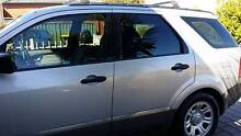 DUAL FUEL 2005 Ford Territory in Excellent condition for sale. Mawson Lakes Salisbury Area Preview