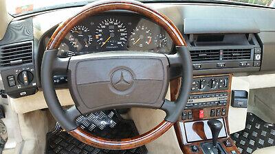 Original Mercedes Lenkrad - Airbag Modul W107 R107 W124 W126 R126  124 460 03 98 segunda mano  Embacar hacia Spain