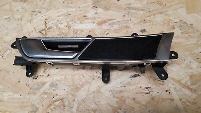 Innen-shell (AUDI A6 C6 FRONT LEFT PASSENGER SIDE INTERIOR DOOR HANDLE 4F0837019B)