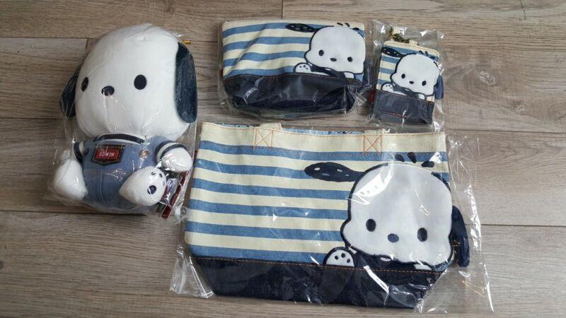 Sanrio Pochacco x EDWIN Collection Japan