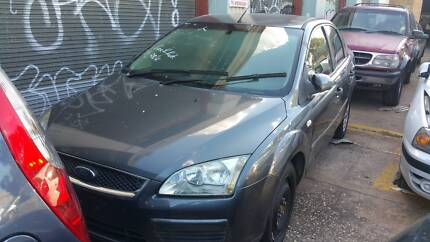 296-2 FORD FOCUS HATCH GREY AUTO NOW WRECKING KMJ