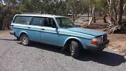 Volvo 245 1984 petrol 5-speed electric overdrive Canberra City North Canberra Preview