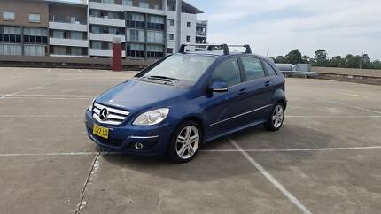 2010 Mercedes-Benz B 180 Sports Petrol Auto Hatch