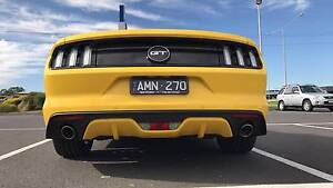 Hire a brand new MUSTANG Melbourne CBD Melbourne City Preview